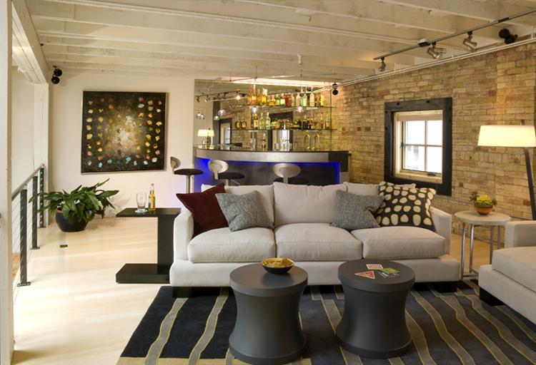 Marilyn Lewis Interior Design Group Portfolio Westgate Loft